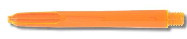 Shaft Neon Ultimate, Short 37 mm, orange, Set 3 St. oder 100 St. lose
