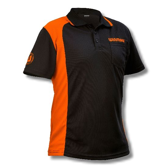 Dart Shirt Original Winmau ORANGE, 8381