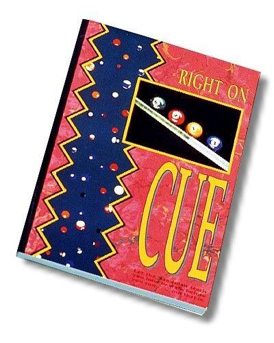 """Right on Cue"". 156 Seiten"