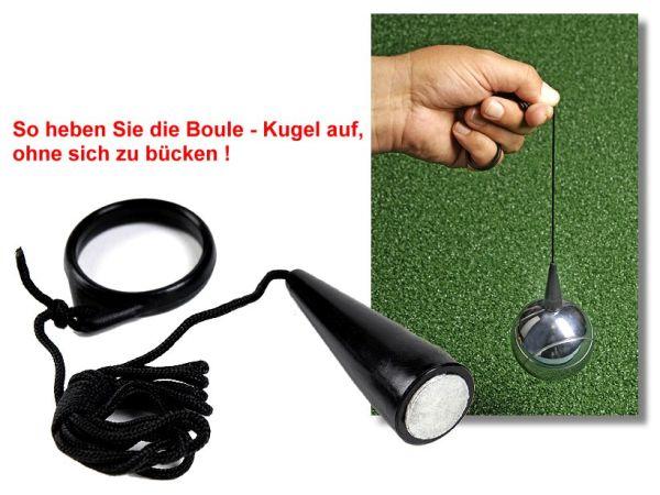 Boule-Kugelmagnet