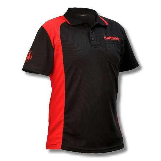 Dart Shirt Original Winmau ROT, 8383