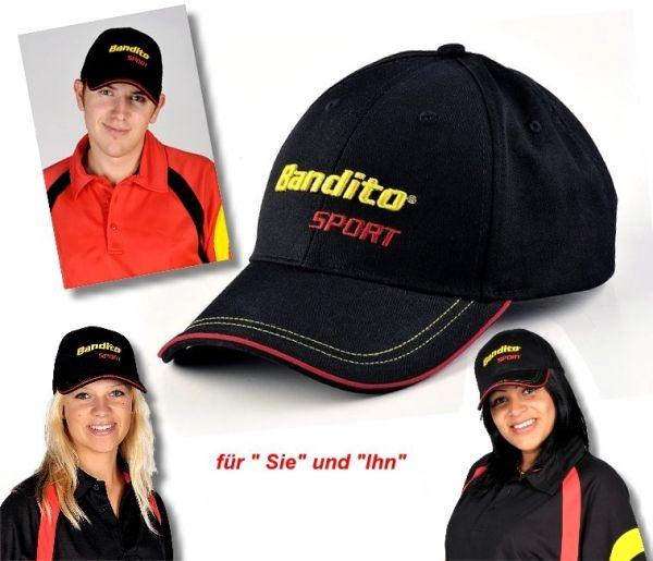 Basecap mit Bandito-Schriftzug